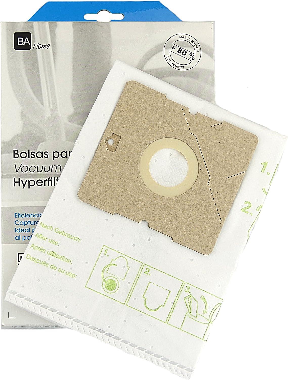 Bolsas aspirador Salco para modelos: STC1600, STC1700: Amazon.es: Hogar