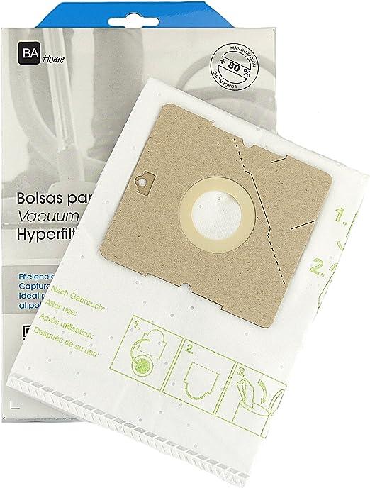 Bolsas aspirador Salco para modelos: STC1600, STC1700: Amazon.es ...