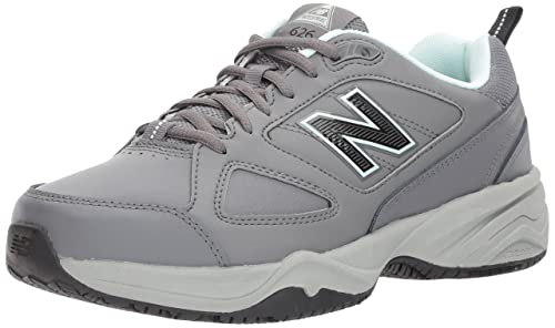 New Balance Women's WID626V2 Work Shoe, Black, 7.5 B US