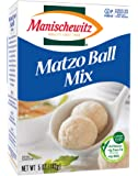 Manischewitz Matzo Ball Mix, 5-ounce boxes., (Pack of 3)