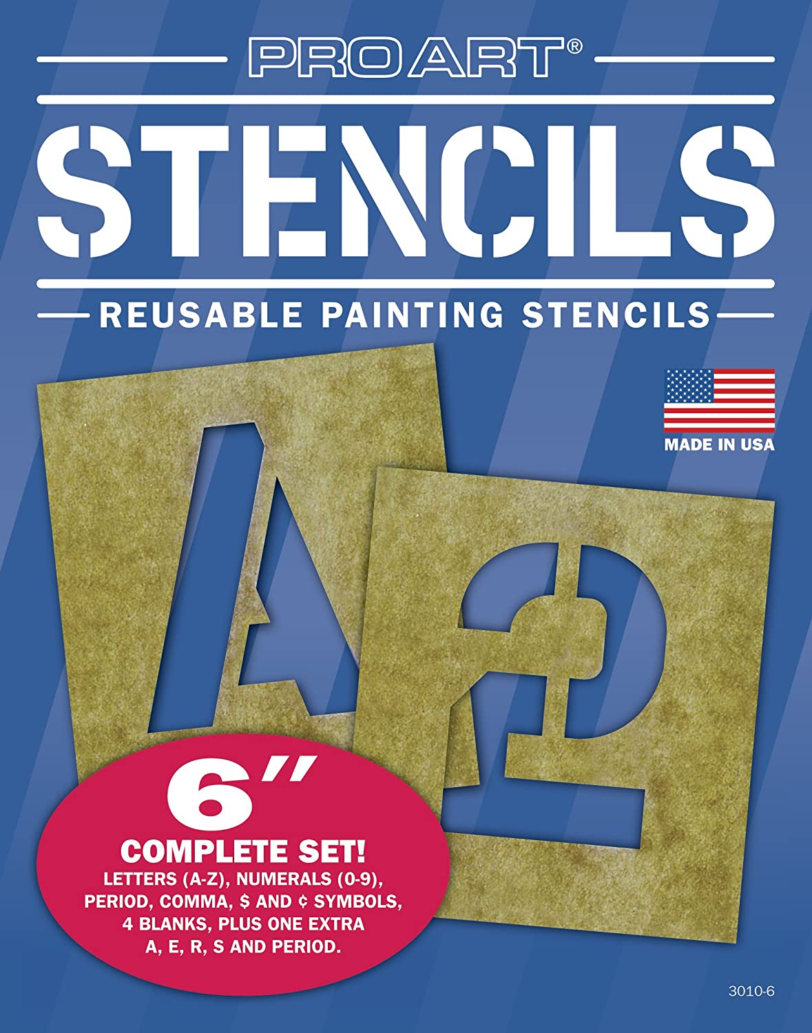 letter and number stencils for painting pro 6 inch painting stencil set letters and numbers 24227 | 814DMwPw8vL. SL1500