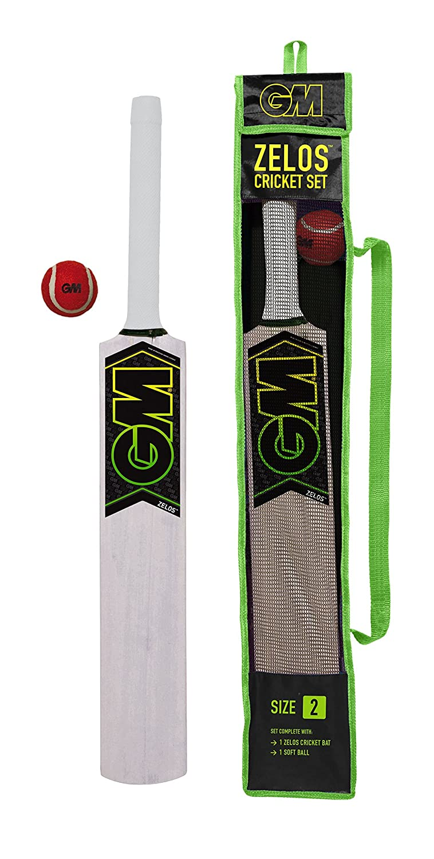 GM Zelos Cricket Set - Multicolour, Size -1