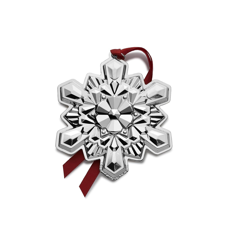 Amazon: Gorham 47th Edition 2016 Snowflake Ornament: Home & Kitchen