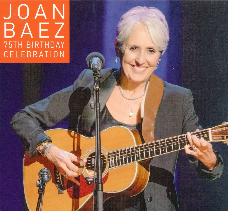 Joan Baez Joan Baez 75th Birthday Celebration Amazon Com Music