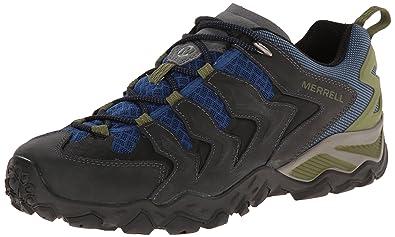 Merrell Men's Chameleon Shift Ventilator Hiking Shoe, Castle Rock/Tahoe  Blue, ...