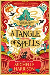 A Tangle of Spells: Bring the magic home with the bestselling Pinch of Magic Adventures (A Pinch of Magic Adventure) Kindle Edition