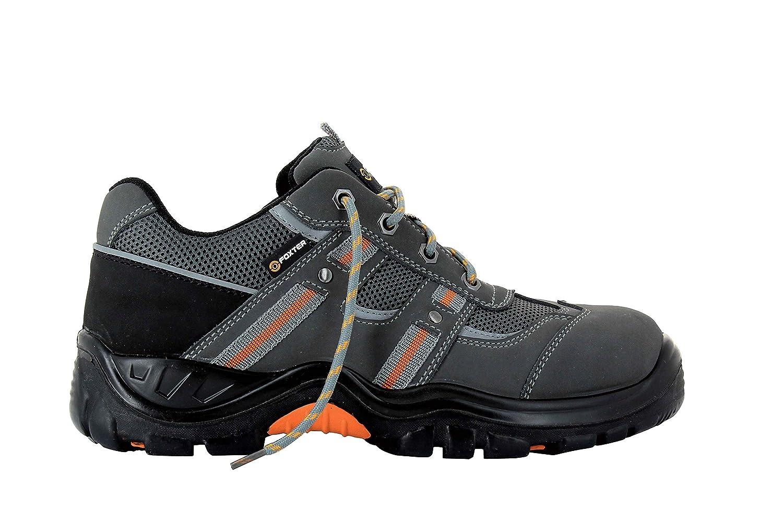 Foxter Coyote Chaussures de sécurité Basses S1P SRC HRO Homme/Femme