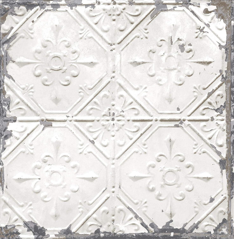 /azul BHF fd22331/regenerado lata techo papel pintado/