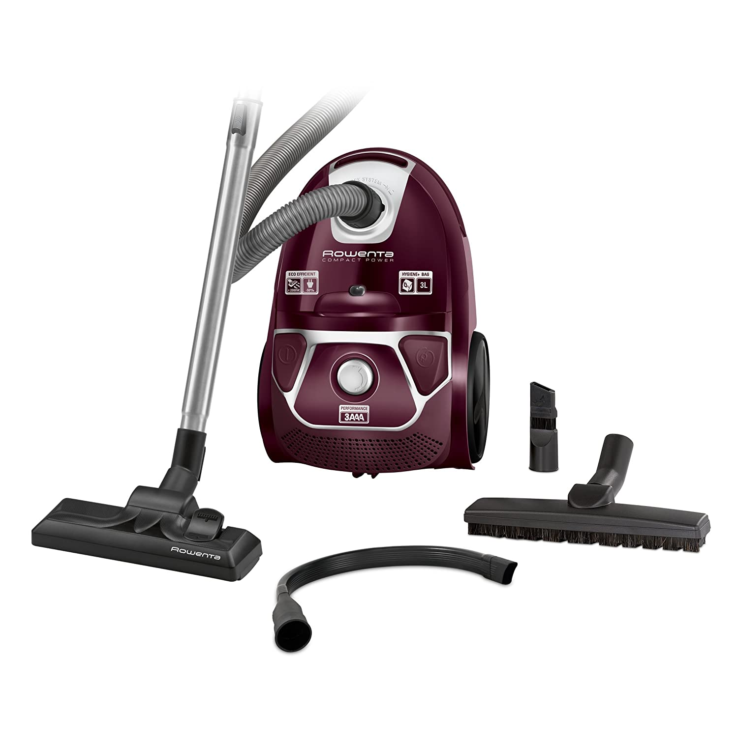 Amazon.com: Rowenta - Bagged Vacuum Cleaner Rowenta RO3969EA ...