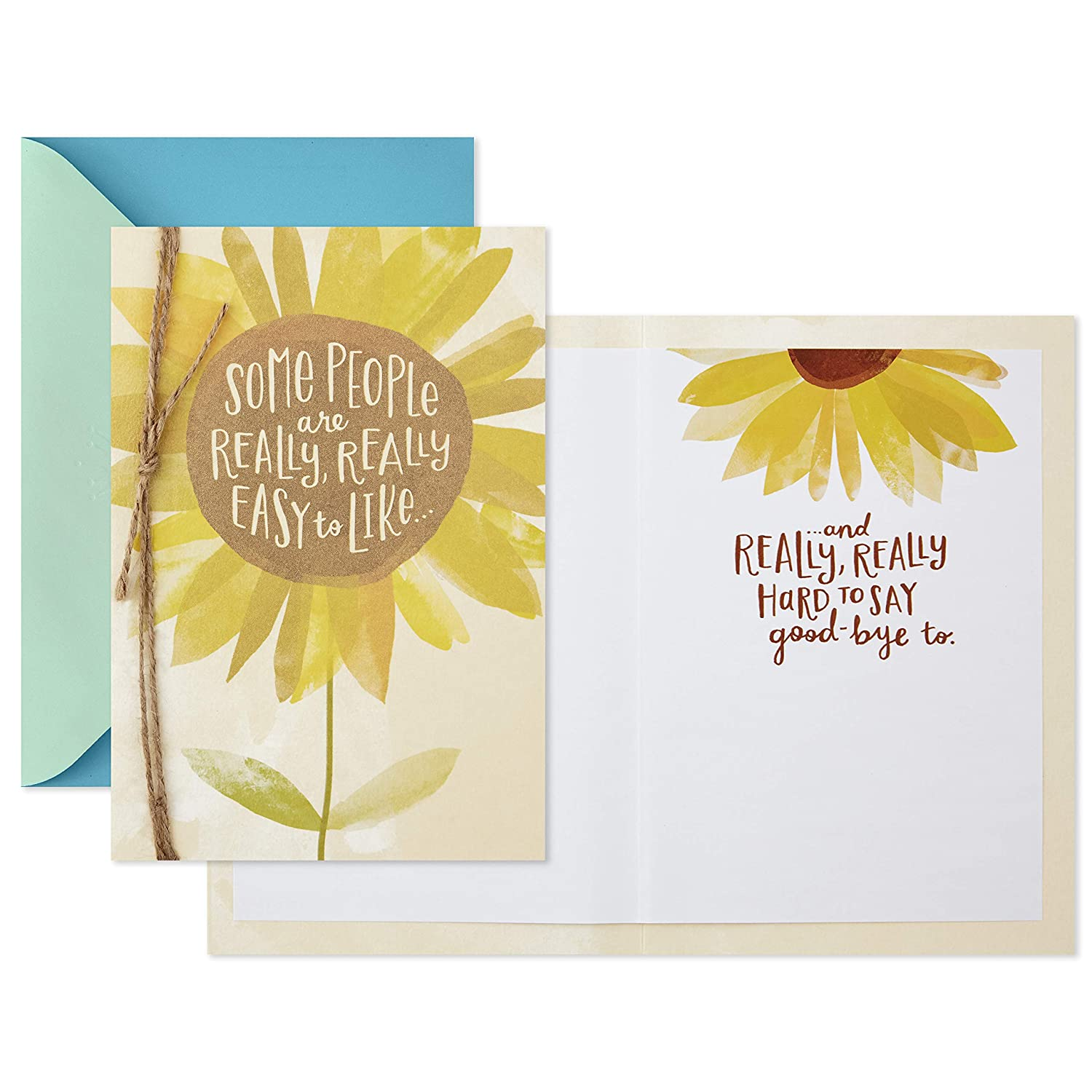 Thank You for Everything Hallmark Coworker Greeting Card