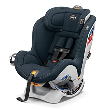 Chicco NextFit Sport Convertible Car Seat Shadow