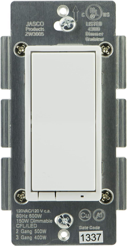 Jasco In-Wall Smart Dimmer (45712)