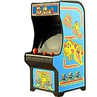 (Ms. Pac-Man) - Tiny Arcade Ms. Pac-Man Miniature Arcade Game
