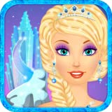Snow Queen Make Up and Dress Up - Full Version
