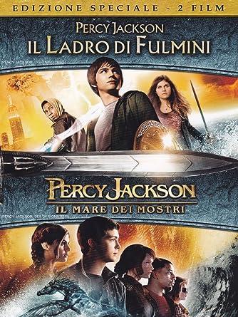 Percy Jackson Collection Collectors Edition 2 Blu-Ray Italia Blu-ray: Amazon.es: vari, vari, vari: Cine y Series TV