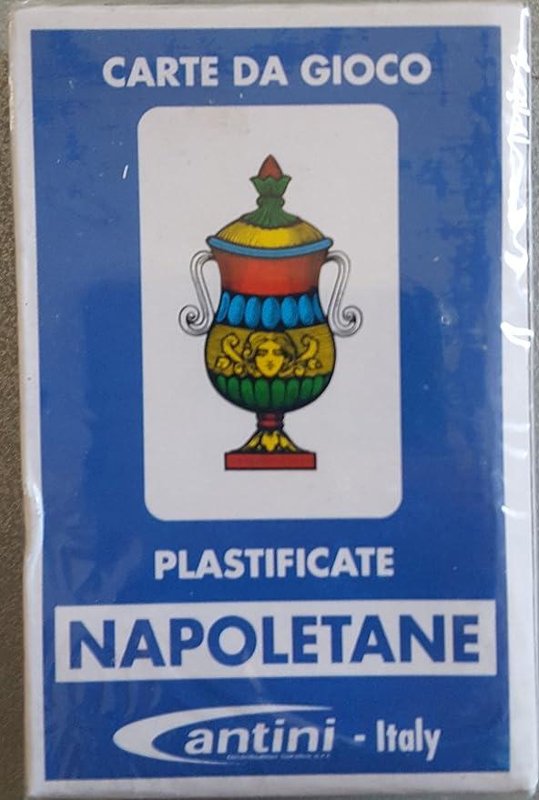 Carte Da Gioco Regionali Napoletane CRANIO CREATIONS
