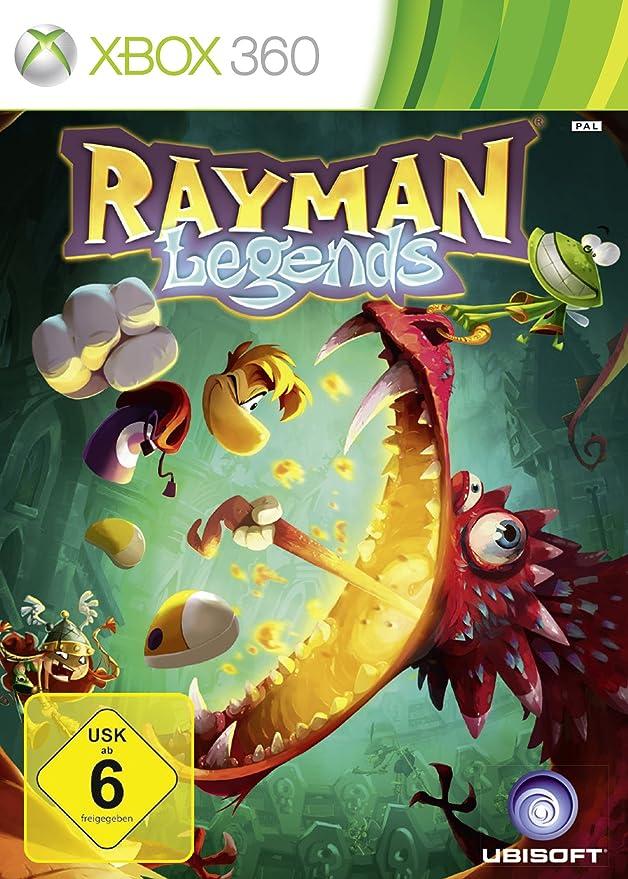 Rayman Legends [Importación Alemana]: Amazon.es: Videojuegos