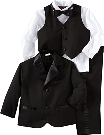 Joey Couture Little Boys Little Solid Sport Suit