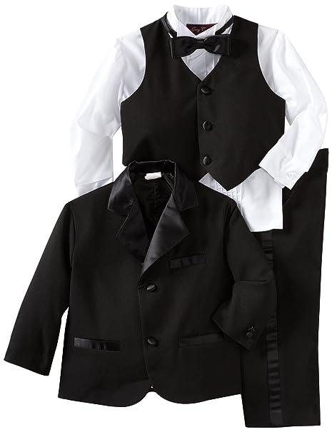 Amazon.com: Smoking Joey Couture para niños traje sin ...
