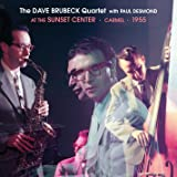 At The Sunset Center - Carmel 1955 with Paul Desmond