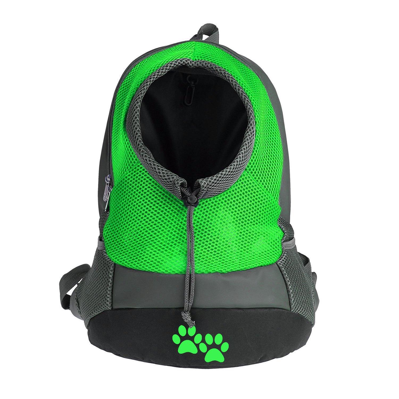 Pet Carrier Backpack (Green)