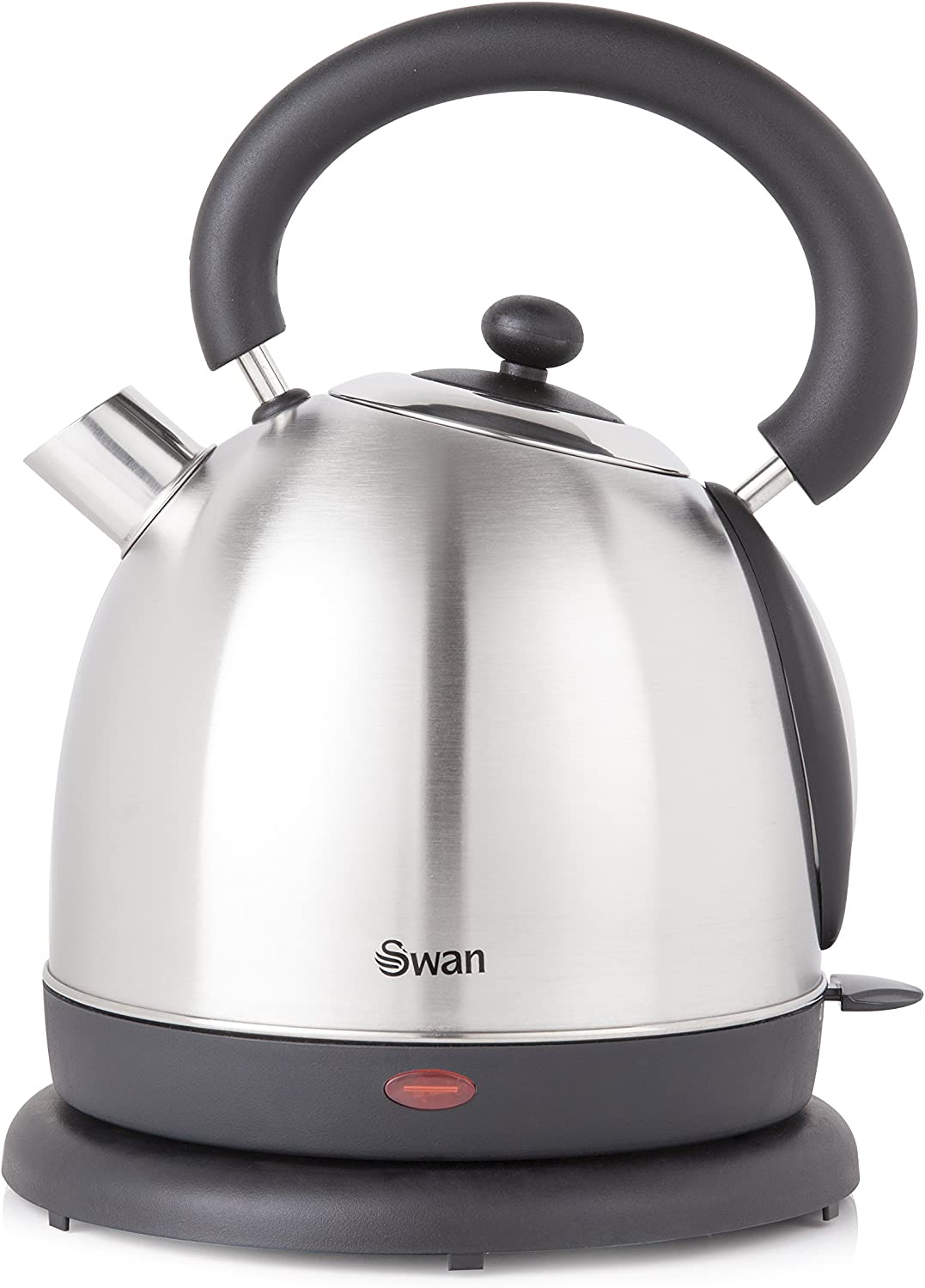Swan Traditional Dome Kettle, Cordless