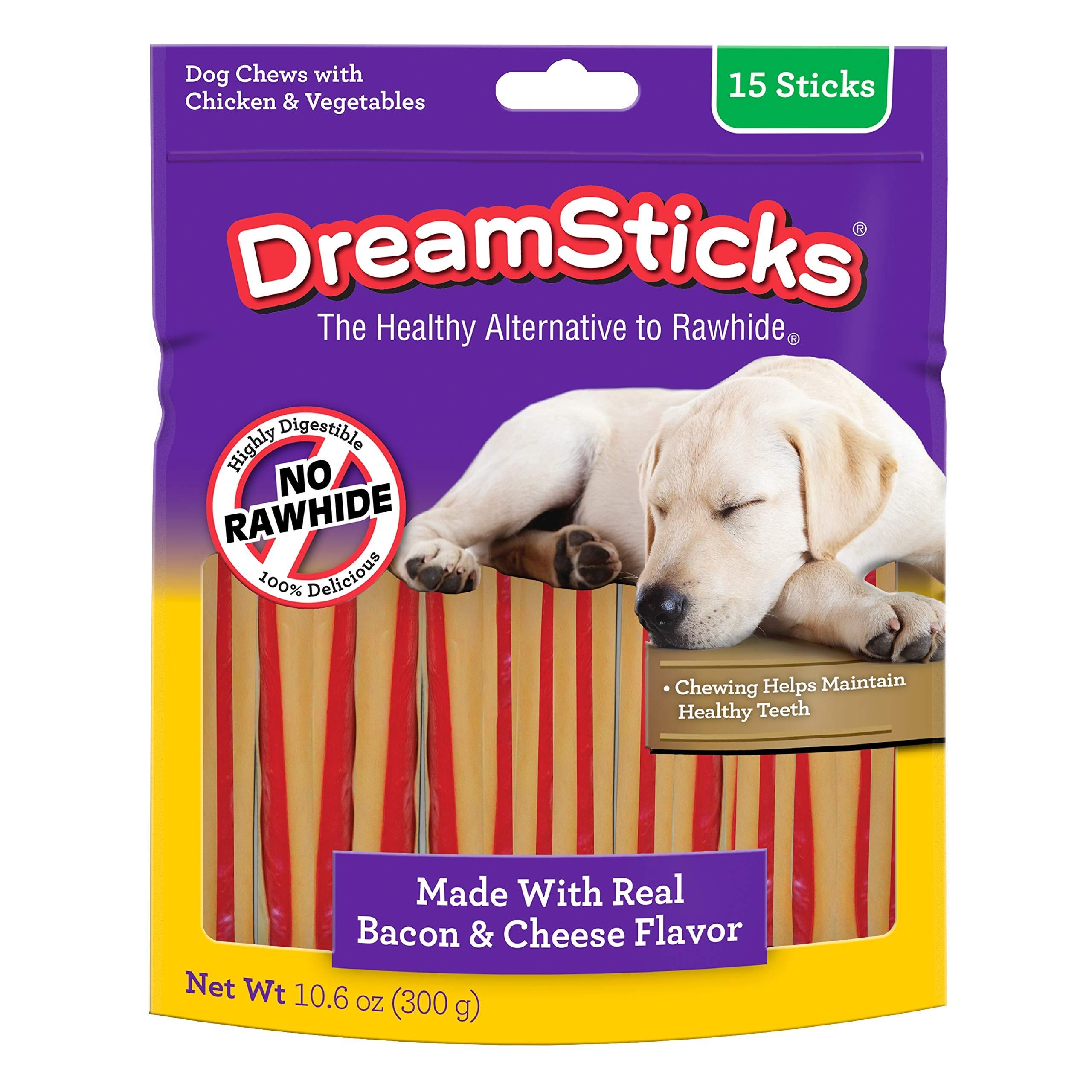 DreamBone DreamSticks Rawhide-Free chews for dogs