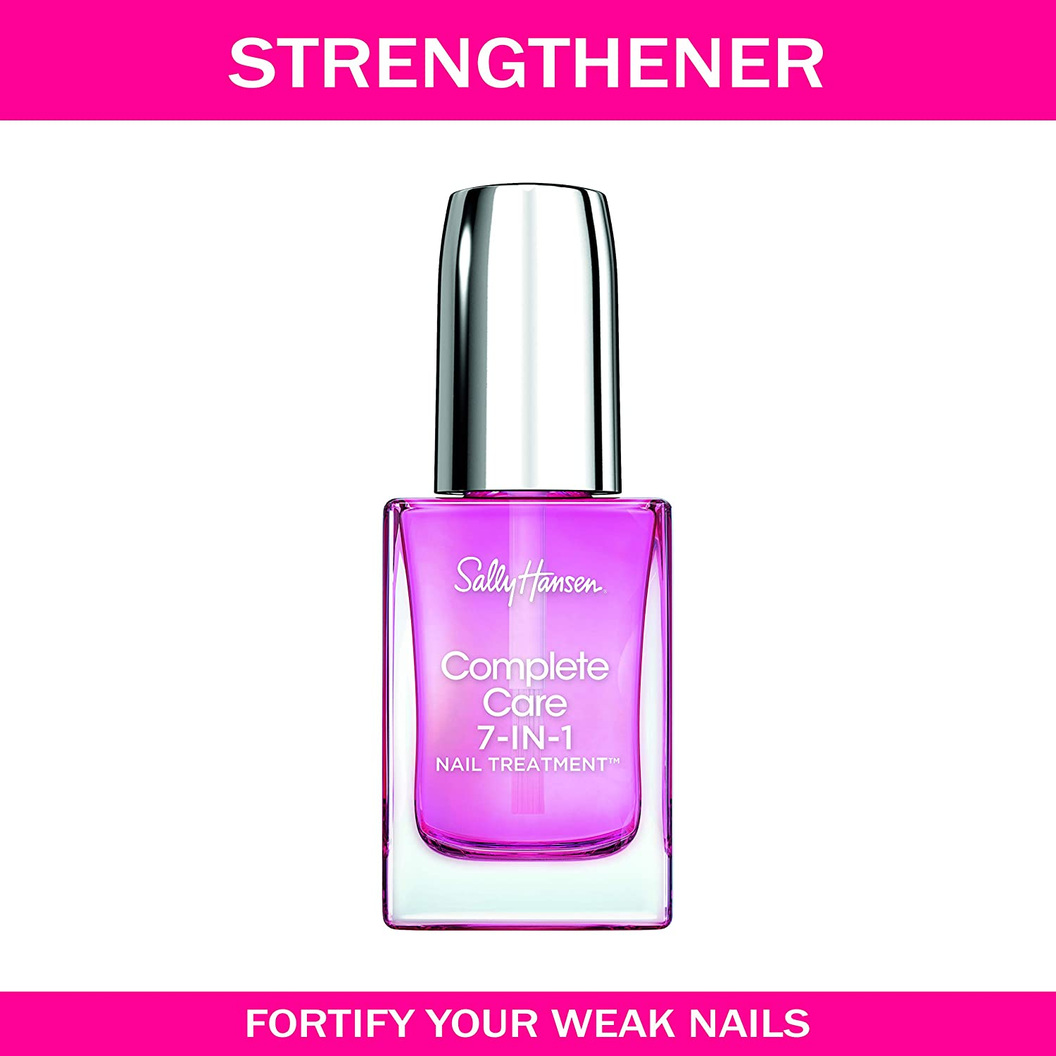 Nail Care Products Sally Hansen Rehab Strengthener Treatment 10 Ml ...