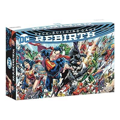 DC Comics DBG: Rebirth: Toys & Games