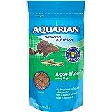 API Complete Nutrition Aquarium Algae Eater Fish Food Sinking Algae Wafers, 255 g Bag