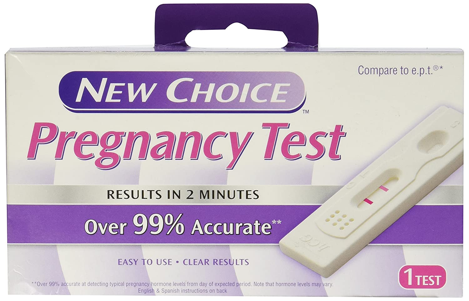 Sensitivity of pregnancy tests. Which pregnancy test to choose