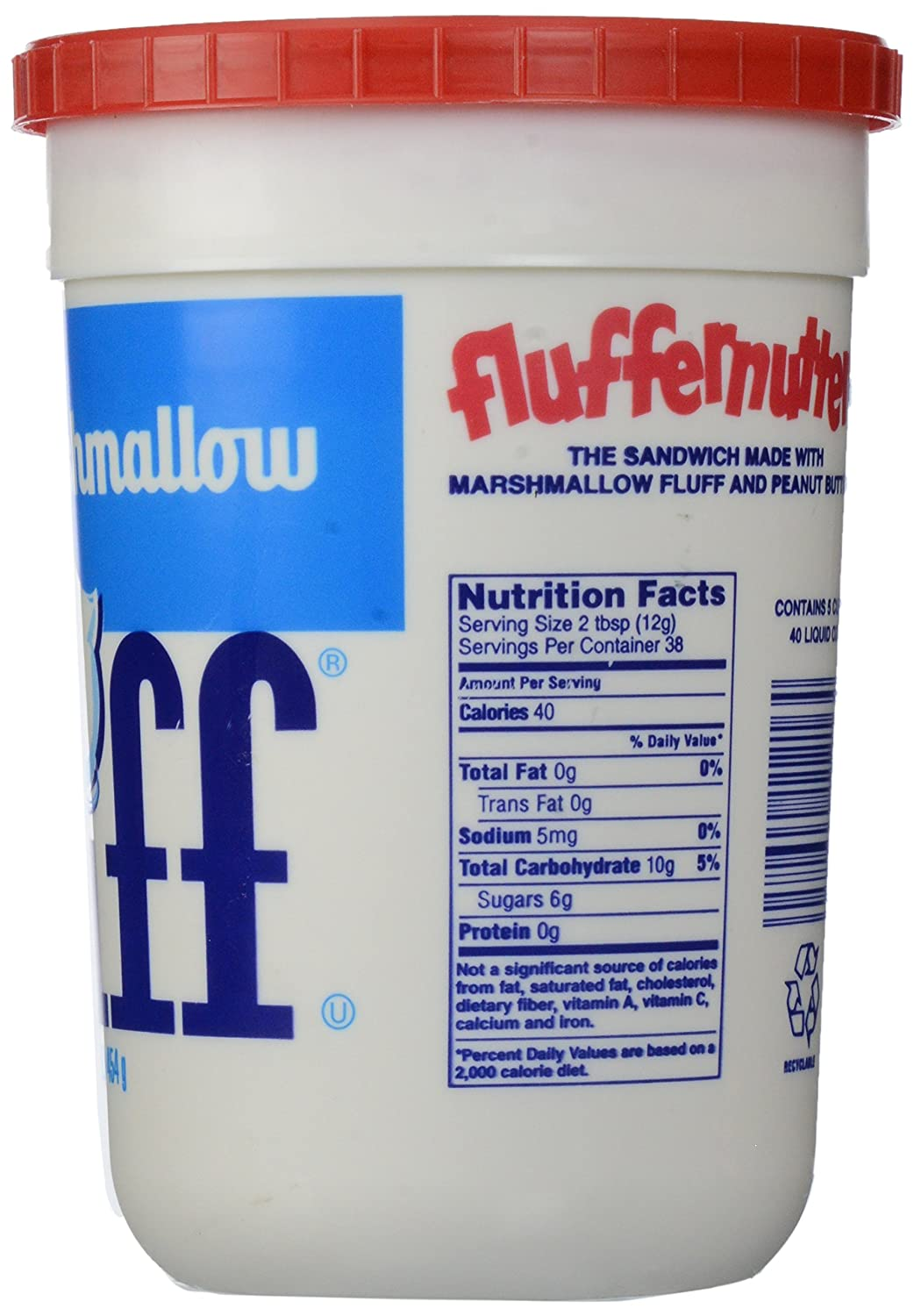 How many calories in marshmallow 41
