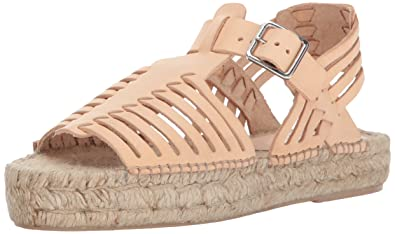 54cc0d3c183 Amazon.com: LOEFFLER RANDALL Women's Reid Woven (Leather) Espadrille ...