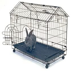 Kennel-Aire A-Frame Bunny House