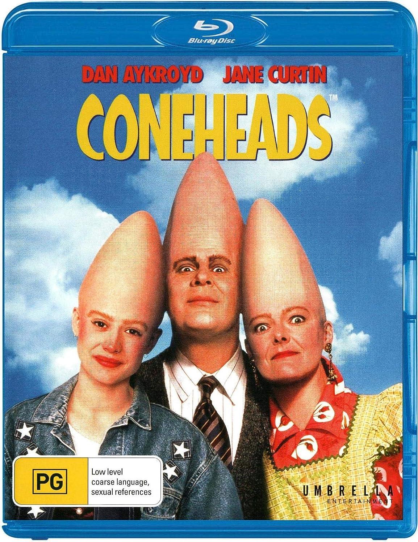 Coneheads [Edizione: Stati Uniti] [Italia] [Blu-ray]