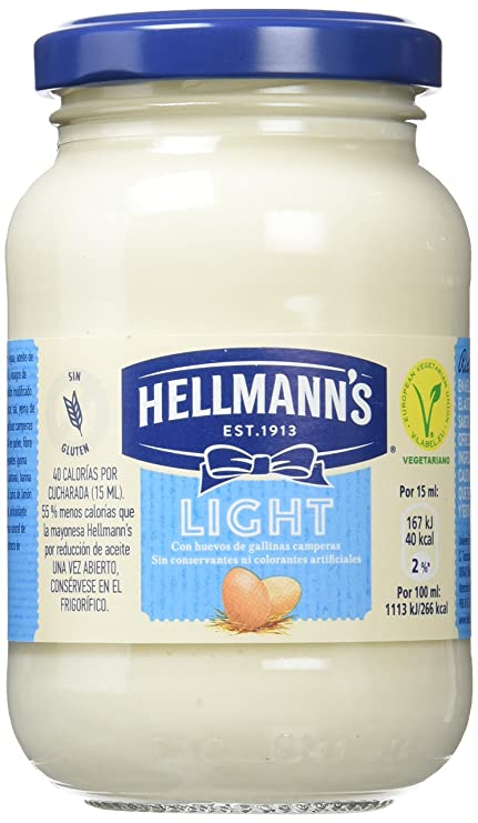 HellmannS Mayonesa Light - 225 ml