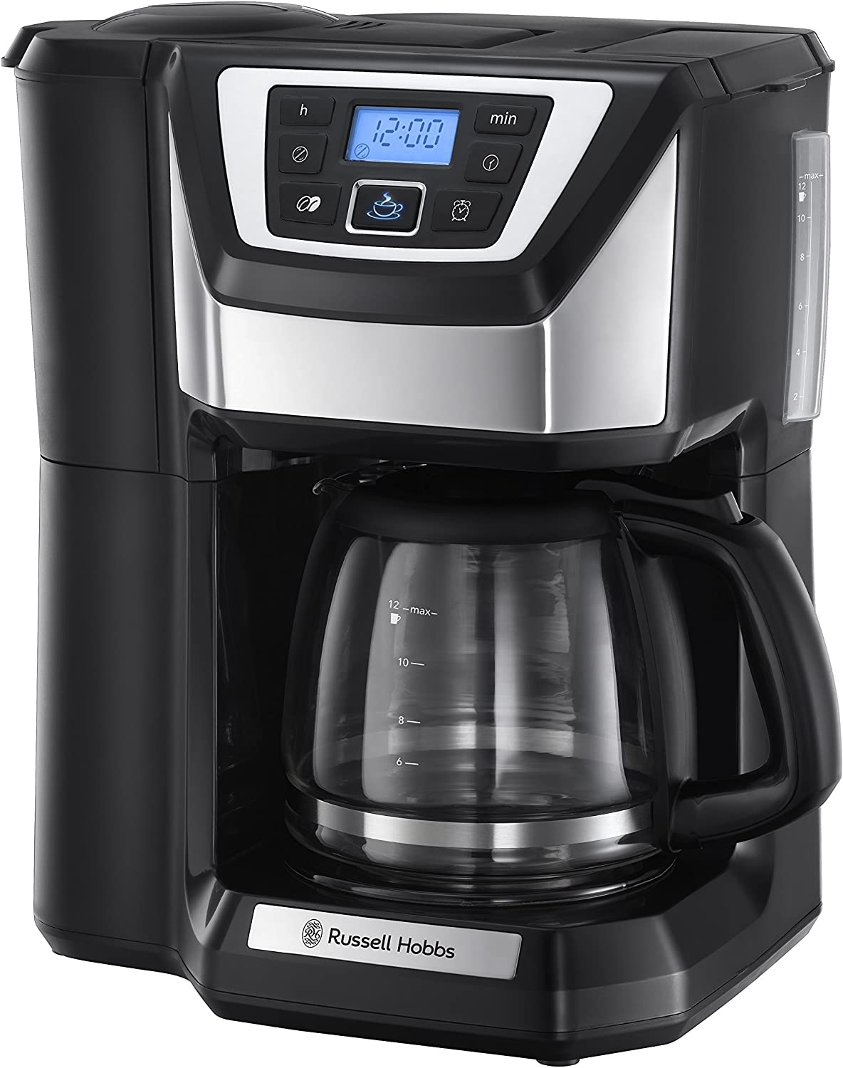 Russell Hobbs Chester Grind And Brew Coffee Machine 22000 Black