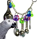 Bonka Bird Toys 1969 Spoon Delight Bird Toy parrot cage toys cages african grey amazon conure