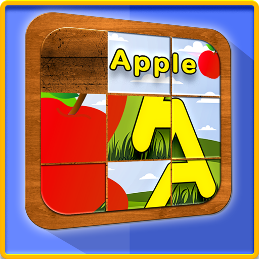 ABC Kids Alphabet Sliding Game (Abcs Memory Box)