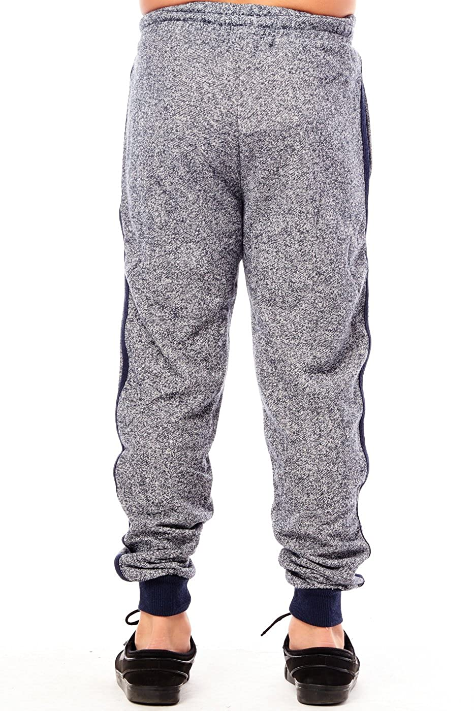 Daniel l Boys Kids Childrens Fashion Clothes Joggers Sweatpants BSP001 6, H.Blue
