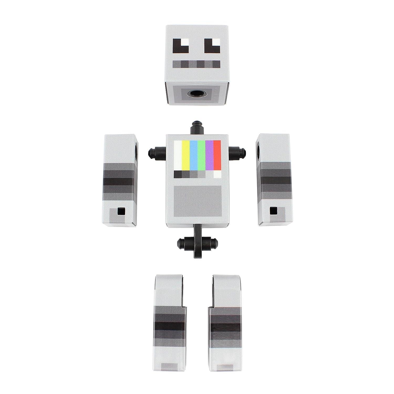 4 Inch Custom Series Figurines EnderToys Raul Robot Action Figure Toy