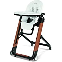 Peg Perego Siesta Ambiance High Chair, Ambiance Brown