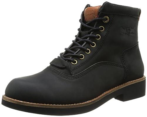 Levis Lawndale Worker Lace, Botas para Hombre, Black 059, ...