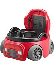 The First Years Training Wheels Racer Potty System, Red