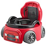 Amazon Price History for:The First Years Training Wheels Racer Potty System