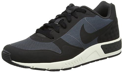Nike Men's Nightgazer Lw Training Shoes, Grey (Anthracite/Black Sail 002),