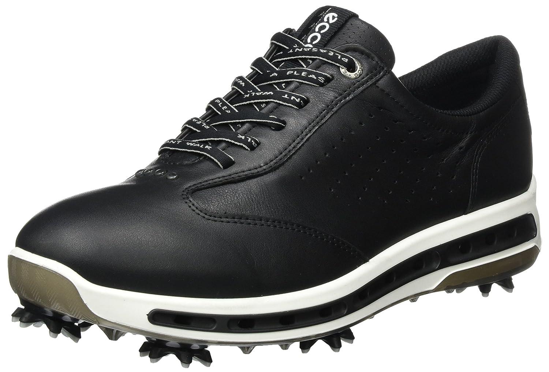 [エコー] ゴルフシューズ ECCO GOLF COOL 130104 B0739GJHSR 25.5 cm BLACK/BLACK TRANS