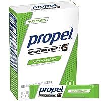 Propel Powder Packets Kiwi Strawberry with Electrolytes, Vitamins and No Sugar (...