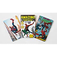 Marvel: Spider-Man Through the Ages Pocket Notebook Collection (Set of 3)