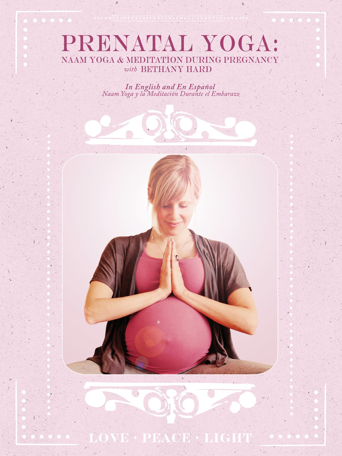 Amazon.com: Prenatal Yoga: Naam Yoga during Pregnancy with ...